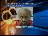 81yr Old Grandmother Busted For Selling Crack, Again!