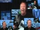 Alex Jones Reacts To Lybia And Gaddafi