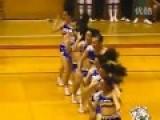 Chinese Male Cheerleader Brings It On!