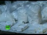 Colombian Police Discover An Estimated 5 Tons Of Cocaine Base In Narco Lab: Puerto Gaitán