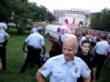 DC Police Choke Slam Old Woman