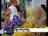 Malay Muslims Protest To Criminalize Conversions