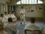 Mr Bean Trains In Judo