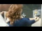 MILF Demonstrates Poor Firearm Muzzle Control At The Range