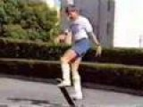 Rodney Mullen Old School Skateboard