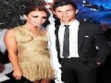 Taylor Lautner, Lily Collins Split 1 Week Before Abduction Premiere