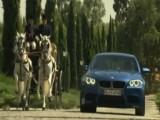 2011 BMW M5 Driving Shots At Hotel Hacienda La Boticaria
