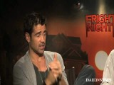 Colin Farrell Interview On Fright Night