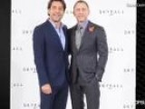 Video: Daniel Craig Says Javier Bardem Will Be Naked For New Bond Movie