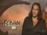 An Interview With The Conan The Barbarian Cast