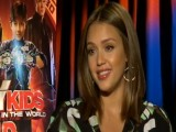 An Interview With Jessica Alba