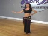 Belly Dancing: Three Quarter Shimmy