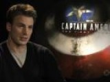 Cast Of Captain America Talks To IGN