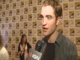 Comic Con - The Twilight Saga: Breaking Dawn Interviews