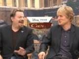 Cars 2: Cast Interviews