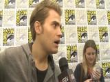 Comic-Con: Paul Wesley Interview