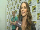 Comic-Con: Minka Kelly Charlie' S Angels Interview
