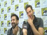 Comic-Con: Zachary Levi, Josh Gomez Talk Chuck' S Final Season