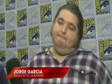 Comic-Con: Jorge Garcia Alcatraz Interview