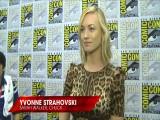 Comic-Con: Yvonne Strahovski Talks Chuck' S Final Season