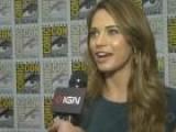 Comic-Con 2011: Lyndsy Fonseca Nikita Interview