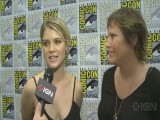 Comic-Con 2011: Sarah Jones And Elizabeth Sarnoff Alcatraz Interview