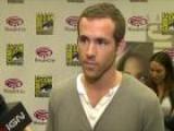Green Lantern: Ryan Reynolds WonderCon 2011 Interview