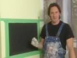 How To Make A Magnetic Blackboard
