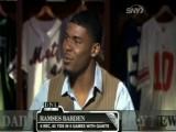 New York Giants' Ramses Barden Talks NFL Lockout