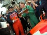 Patrick Dempsey Driving The Mazda 787B At Le Mans