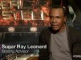 Sugar Ray Leonard On Training Hugh Jackman For Real Steel And His Dancing With The Stars Favorites