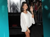 Selena Gomez Wears Short Shorts
