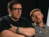 TV Talk With Pegg And Frost