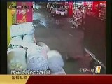 2-year-old Girl Crushed By Two Trucks In China