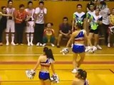 Chinese Male Cheerleader