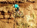 Amazing 1000fps MTB Step Down 360