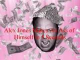 Alex Jones Makes An Ass Of Himself In 5 Seconds
