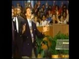 Benny Hinn Let's The Bodies Hit The Floor