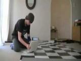 Breakdancing Too Close To A Mac Fail