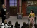 BEST Jerry Springer Moment EVER! I Lol'd So Hard I Pee'd A Lil!