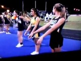 Cheerleader Gets Owned
