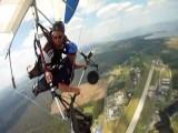 Hang Gliding Puke