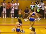 Male Cheerleader Brings It