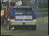 Nostalgic Motorsport Crashes Compilation
