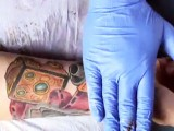 Stop Motion Video Of A Tattoo Being Done