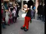 Teenager Vs Mickey Mouse