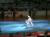 Tae Kwon Do ITF Demonstration