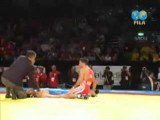 Wrestling Suplex Knockout...!!!