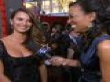 2010 SAG Awards: Penelope Cruz On Pranksters Ben Stiller & Sacha Baron Cohen At Haiti Telethon