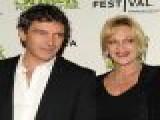 2010 Tribeca Film Festival: Antonio Banderas & Melanie Griffith Talk ' Shrek' & Raising Kids In Hollywood